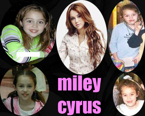miley baby
