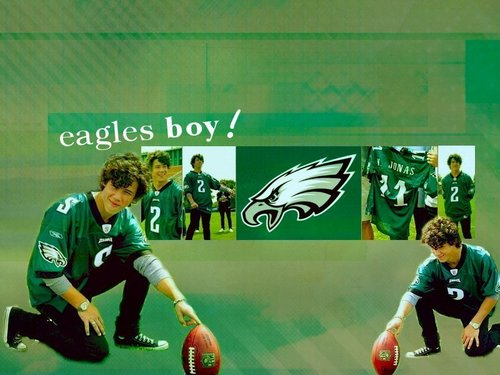 nick jonas eagles boy