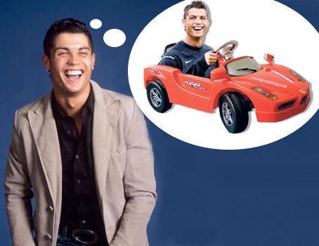 ronaldo car 2