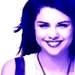 selena in purple by cleorocks112  - mileyselena982 icon