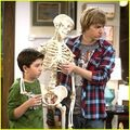 skeleton - good-luck-charlie photo