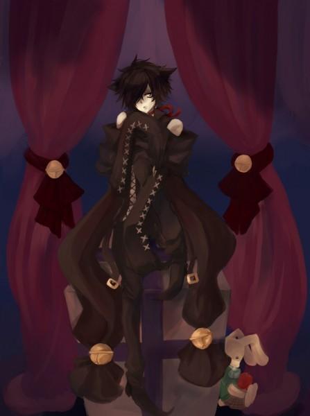The Cheshire Cat Anime Guys Photo 13815489 Fanpop