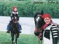 the tribe- Salene