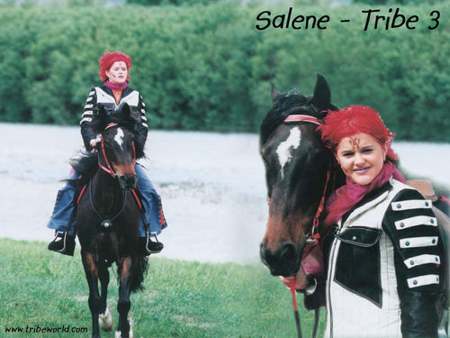 the tribe- Salene