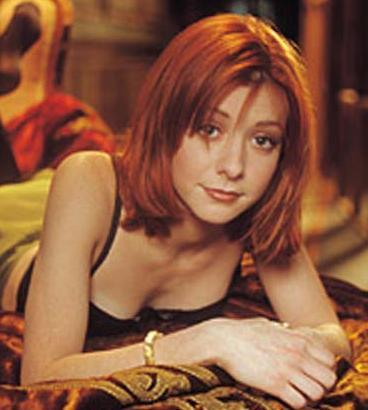 Willow Rosenberg Hintergrund entitled witch willow