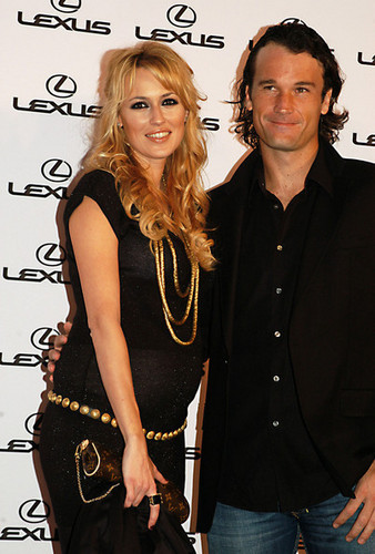 Carlos Moya and girlfriend Carolina Cerezuela expecting first child