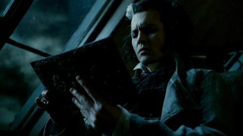 Johnny Depp Imágenes Sweeney Todd The Demon Barber Of Fleet