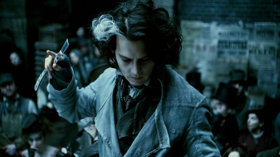 sweeney todd the demon barber essay Essay on sweeney todd 1117 words | 5 pages which go through substantial changes, typically due to a traumatic or powerful experience in sweeney todd: demon barber of fleet street, by hugh.