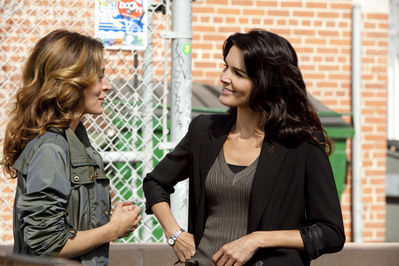 Rizzoli & Isles wallpaper titled 1x03 Sympathy for the Devil Stills