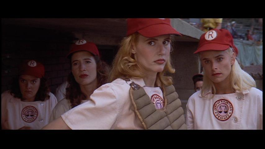 A League of Their Own - Geena Davis Image (13993980) - Fanpop