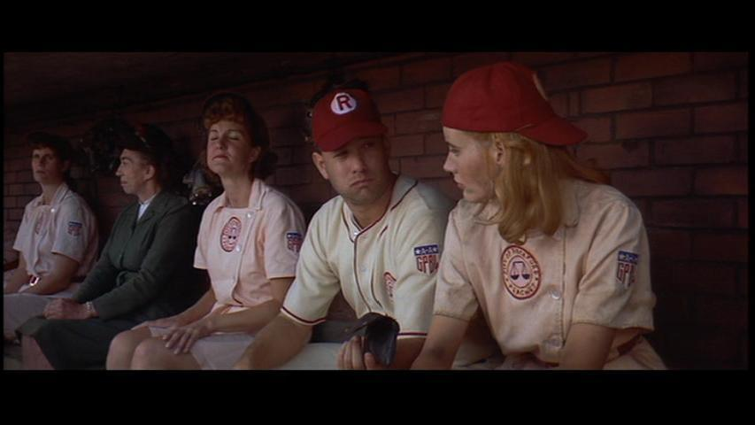 A League of Their Own - Geena Davis Image (13994010) - Fanpop