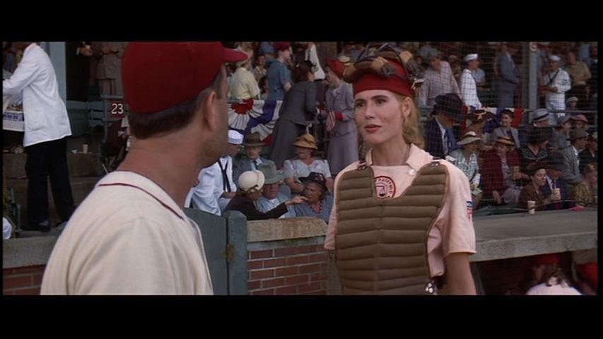 A League of Their Own - Geena Davis Image (13994888) - Fanpop