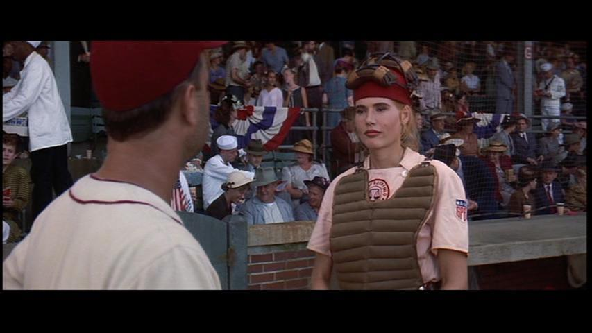 A League of Their Own - Geena Davis Image (13994893) - Fanpop