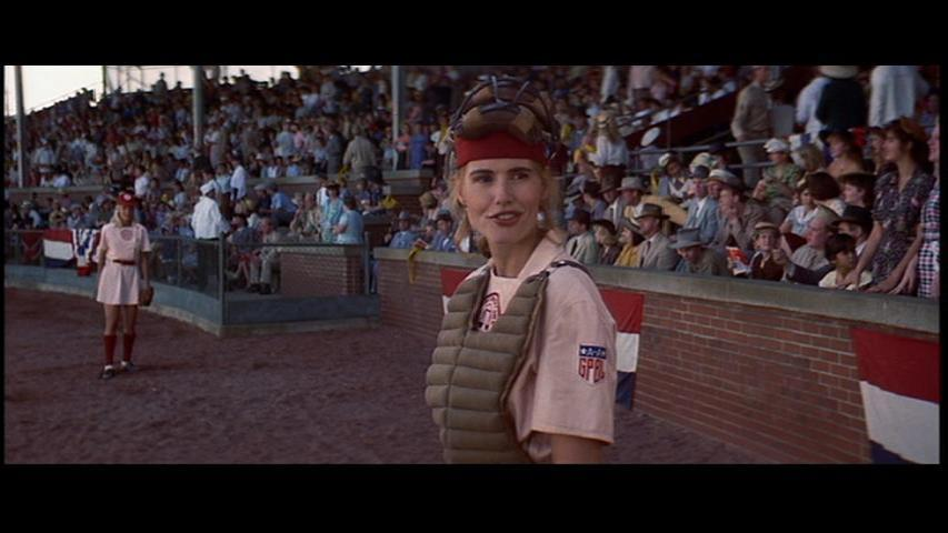 A League of Their Own - Geena Davis Image (13994923) - Fanpop