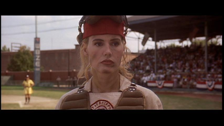 A League of Their Own - Geena Davis Image (13994955) - Fanpop