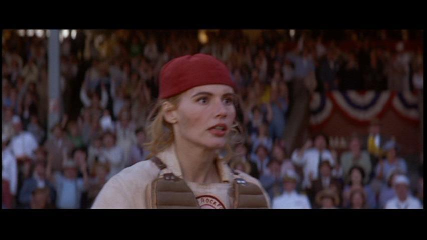 A League of Their Own - Geena Davis Image (13995035) - Fanpop