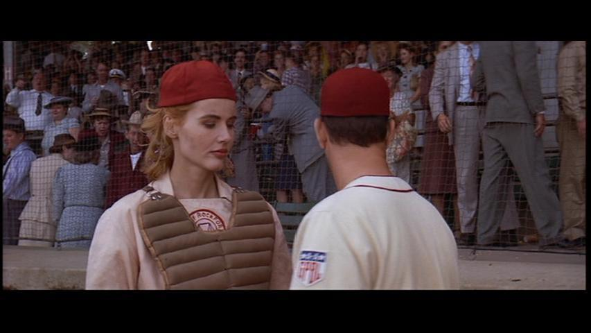 A League of Their Own - Geena Davis Image (13995062) - Fanpop