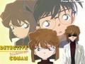 Ai Haibara & Conan Edogawa