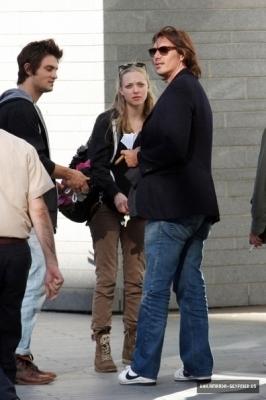 "Amanda @ ""Red Riding Hood"" Cast Luncheon 13.7.2010"