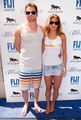 Annalynne With Kellan Lutz At Wet Republic - twilight-series photo