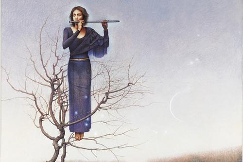 Fantasy Art wallpaper titled Art by John Jude Palencar