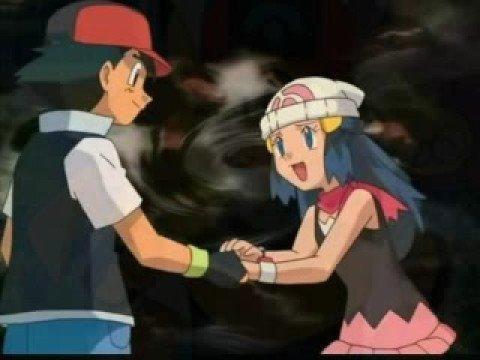 Ash and Dawn :)