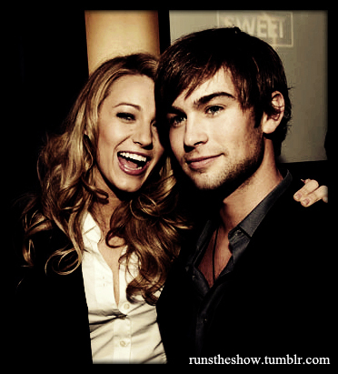 Blake Lively & Chace Crawford. wallpaper entitled BC <3