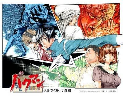 Bakuman 115 The Face of Pleasure
