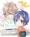 Shujin & Saiko