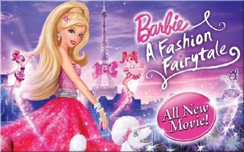 バービー a fashion fairytale