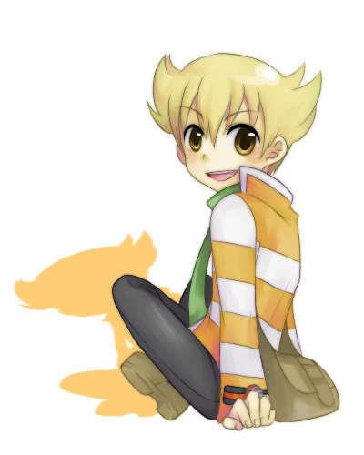 Jun (pokemon) wallpaper titled Barry