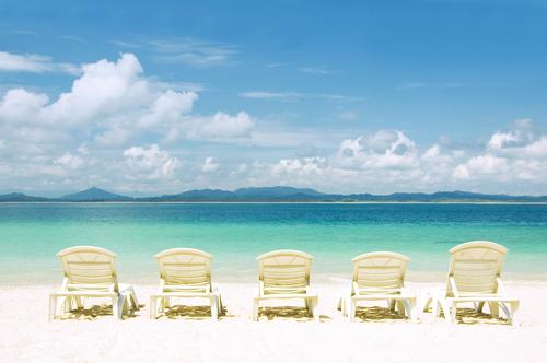 de praia, praia