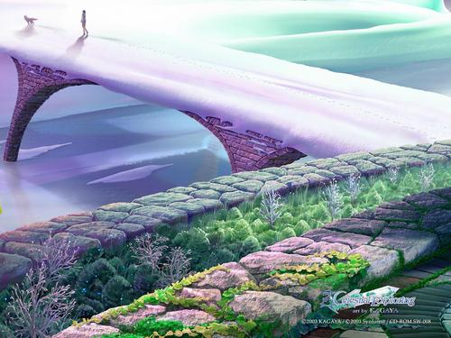 Best Fantasy Hintergründe of Autor Kagaya Yutaka