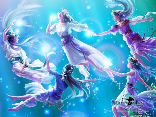 Best fantasia wallpapers of author Kagaya Yutaka