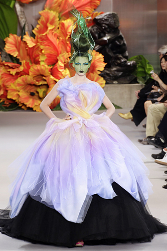 Christian Dior Fall 2010 Couture