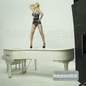 Christina Aguilera 'Marie Claire' Outtakes