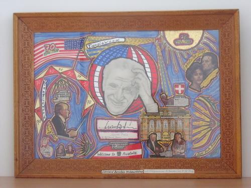Collage Leonaard Bernstein
