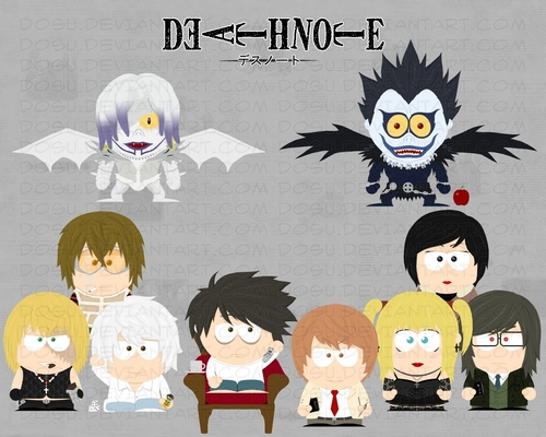 DEATH NOTE S.P