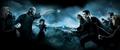 Death Eaters vs Dumbledor's Army