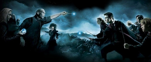 Death Eaters vs Dumbledor's Army