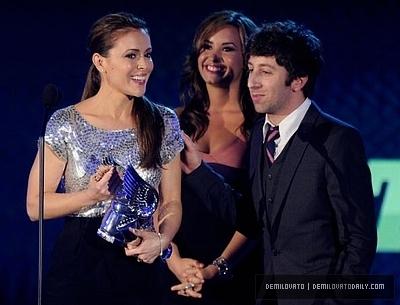 Demi Lovato  Awards on Demi   2010 Vh1 Do Something Awards   Demi Lovato Photo  13977192