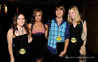 Demi Lovato  Awards on Demi   2010 Vh1 Do Something Awards   Demi Lovato Photo  13977215