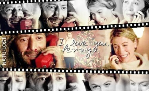 Lost Couples images Desmond & Penny wallpaper and background