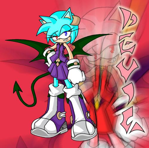 Devil Sonica-chan