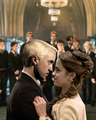 Draco And Hermione - draco-malfoy-and-hermione-granger fan art