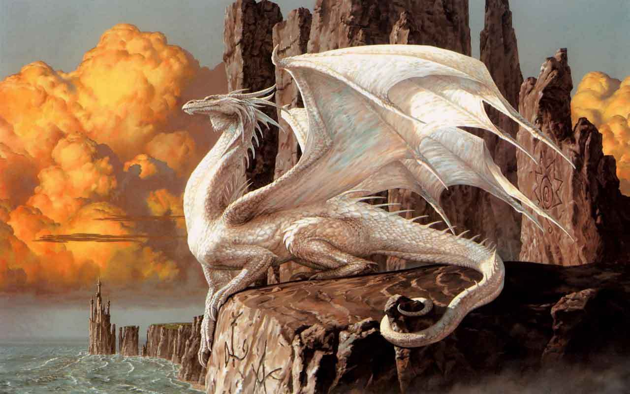 Dragon Wallpaper Dragons Wallpaper 13975568 Fanpop