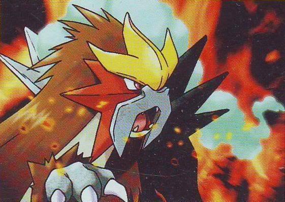 legendary pokemon entei - photo #18
