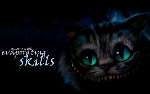 Evaporating Skills...
