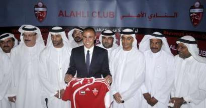 Fabio Cannavaro's New Club