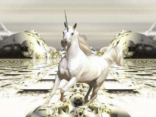 ファンタジー unicorn